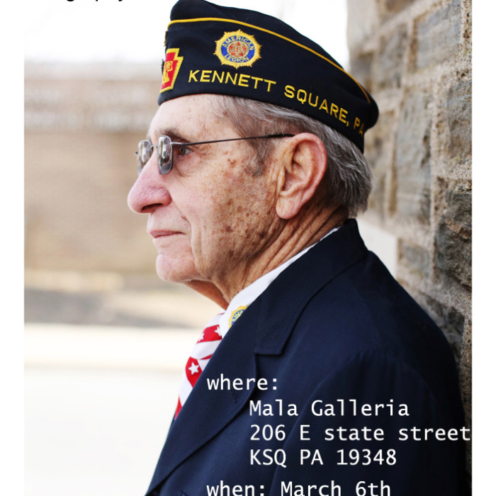 Photography exhibit: People of Kennett Square